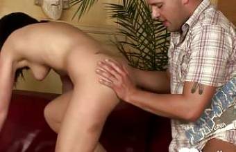 Alluring girl made him cum with ease.mp4