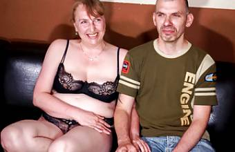 AMATEUR EURO – Horny German Couple Film Ther First Sex Tape