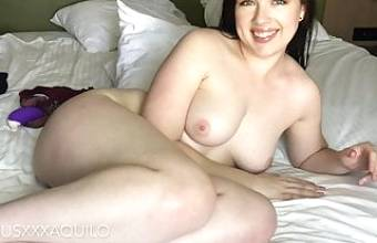 Busty Girl with Big Tits