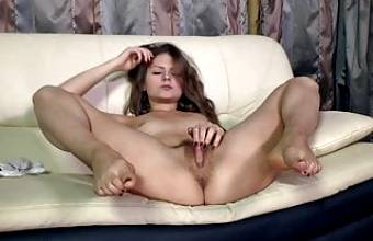Elena May – you watch me jerking off