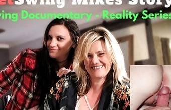 Fetswing com Mike's True Story Reality Swinger-Blog. XxX