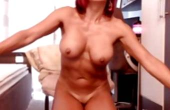 Hot Fit MILF with Big Tits