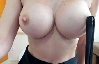 I have very sensitive nipples. Would you like to bite them?