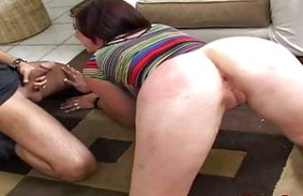 PAWG Danae Denton fucked doggystyle