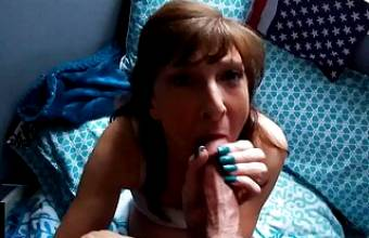 Sexy Milf Marie – Art Of The Blowjob