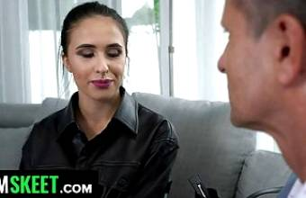 TeamSkeet Labs – Naughty Assistant Babe Gets Disciplined