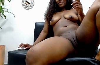 Thick Colombian Ebony Huge Ass