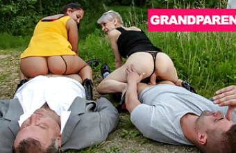 Tired of the Same Old Meat – Roadside Creampie