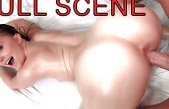 ARCHED: Laney Grey FULL 4K SCENE with Laz Fyre