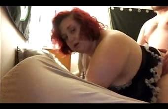 BBW Gets Fucked Hard by Husband