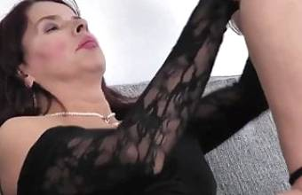 big dick wives and moms fuck in lesbian porn, stepmom orgasm