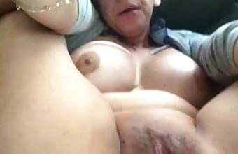 Car Boobs and Pussy Flash 5