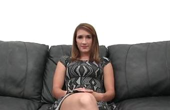 Cute Young Pierced And Tattooed Girl Brandi Gets Butt Fucked