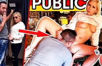 dates66.com PUBLIC: German Teenie Slut Fucked In Bar