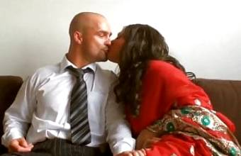 Desi Indian is pounded hard by husband 98%
