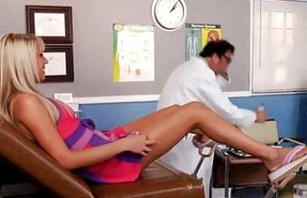 Doctor Takes Advantage Of Patient