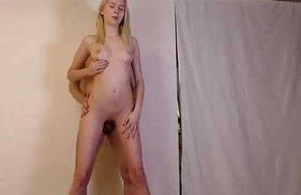 Fashion Model Casting #1 – Beautiful Blonde Girl Gets Fucked