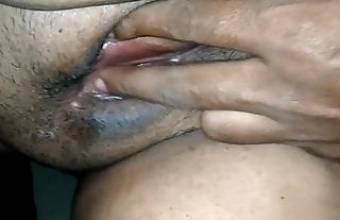 Indian wife pussy licked and fucked, big boobs