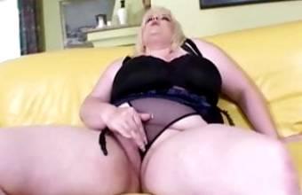 June Kelly Interracial Tits Galore!!! Huge Natural Tits