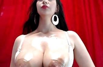 lactatating webcam tits 27