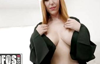 Lets Try Anal – Lauren Phillips – Grad Day – MOFOS