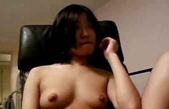 Mai-Lin, petite coreenne francaise qui aime les vieux