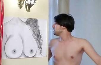 Massev boobs