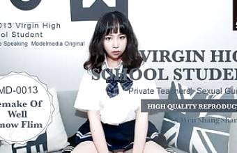 MD-0013 High school girl JK