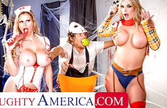 Naughty America – MILFs in costume