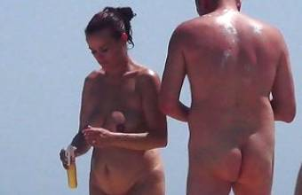 New NUDIST Agde 2019 Beach Sex Fuck incredible swinger cpl
