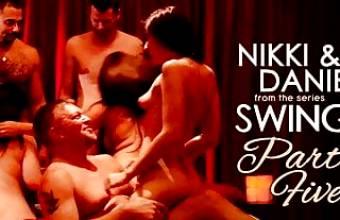 Nikki & Daniel Part Five, The Full Swap