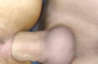 Sloppy ass fucking and slapping