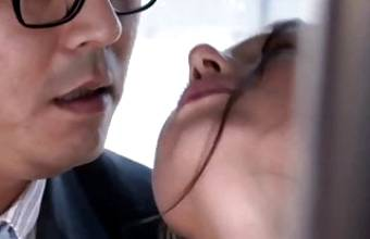 WTF. Amateur public sex with a stranger with an anal creampie
