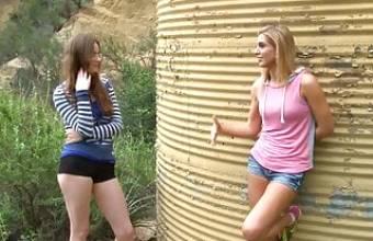 Young girls in lesbian action – hot girlies – lesbian porn